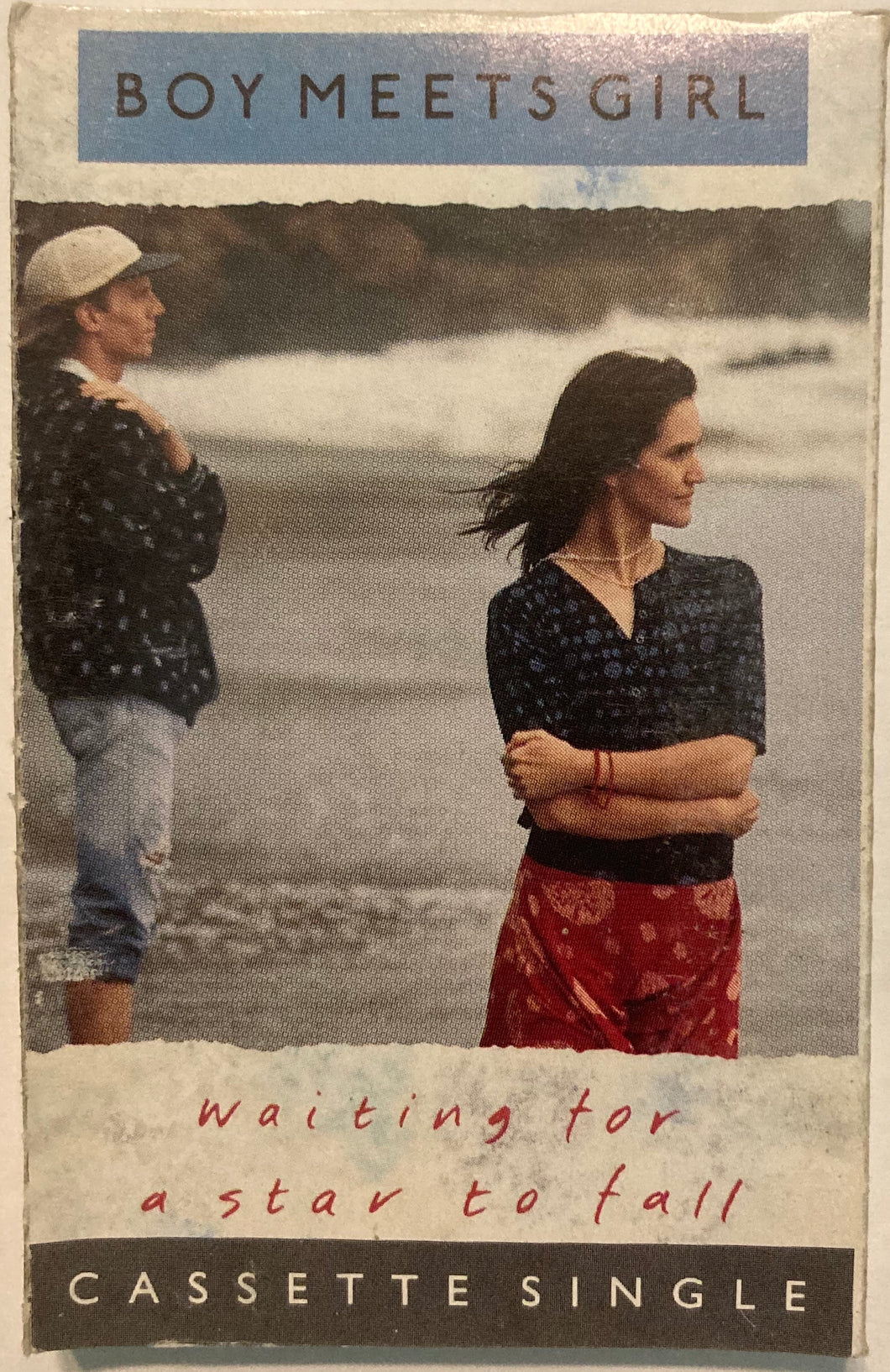 Boy Meets Girl - Waiting For A Star To Fall Cassingle