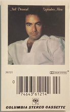 Load image into Gallery viewer, Neil Diamond - September Morn Cassette VG