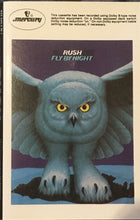 Load image into Gallery viewer, Rush Fly By Night Cassette VG+