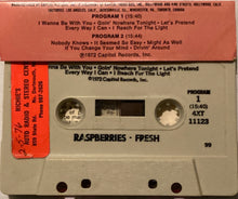 Load image into Gallery viewer, Raspberries (The Raspberries) - Fresh CASSETTE TAPE G+