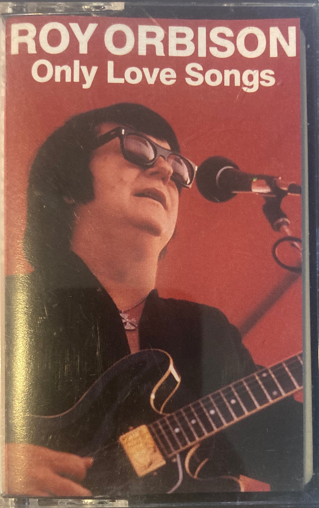 Roy Orbison - Only Love Songs Cassette NM