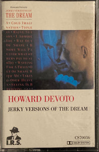 Howard Devoto - Jerky Versions Of The Dream Cassette VG+