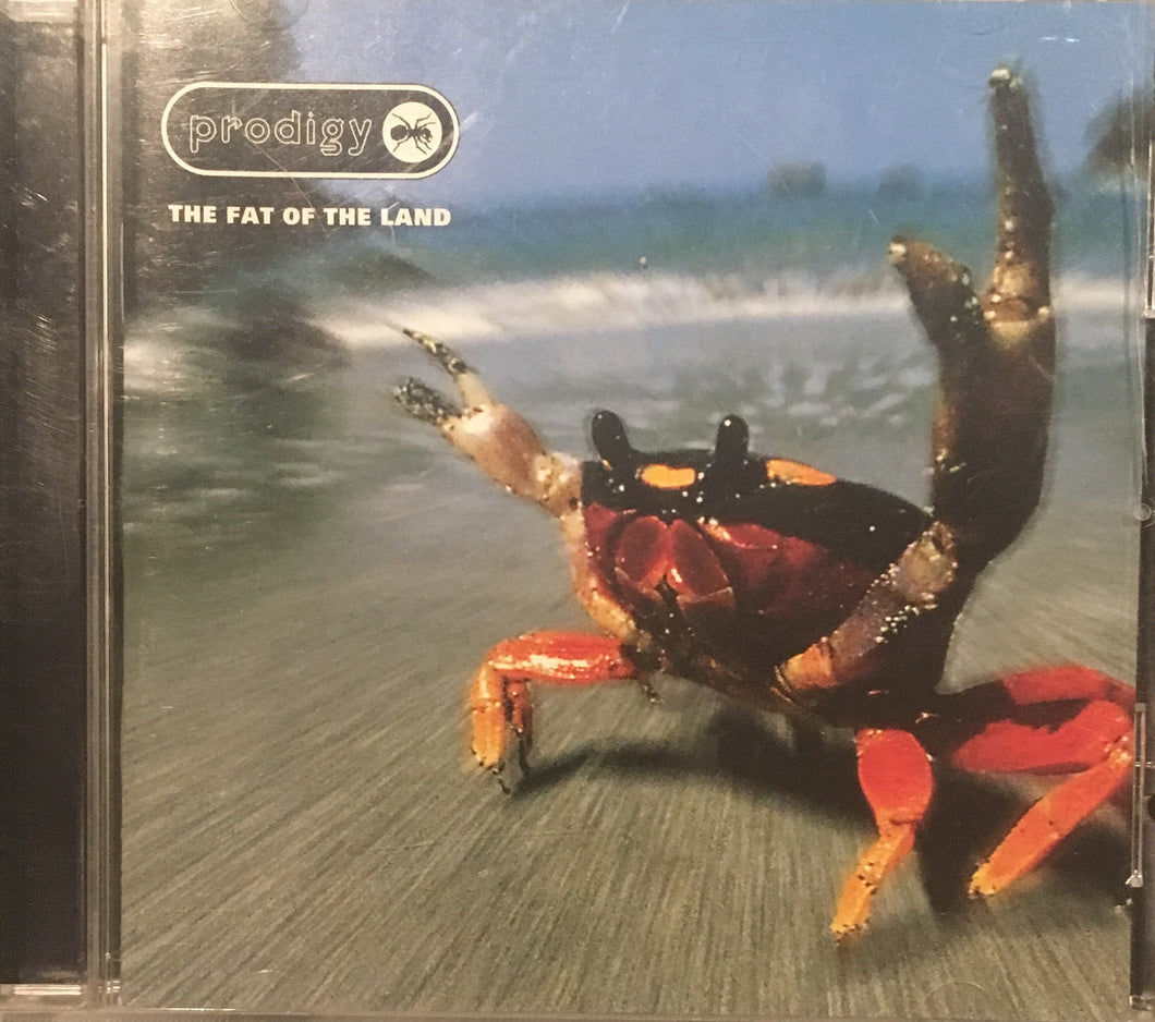 Prodigy The Fat Of The Land CD