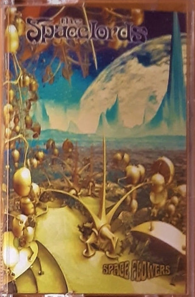 Spacelords - Spaceflowers Cassette NEW Olde Magick Records