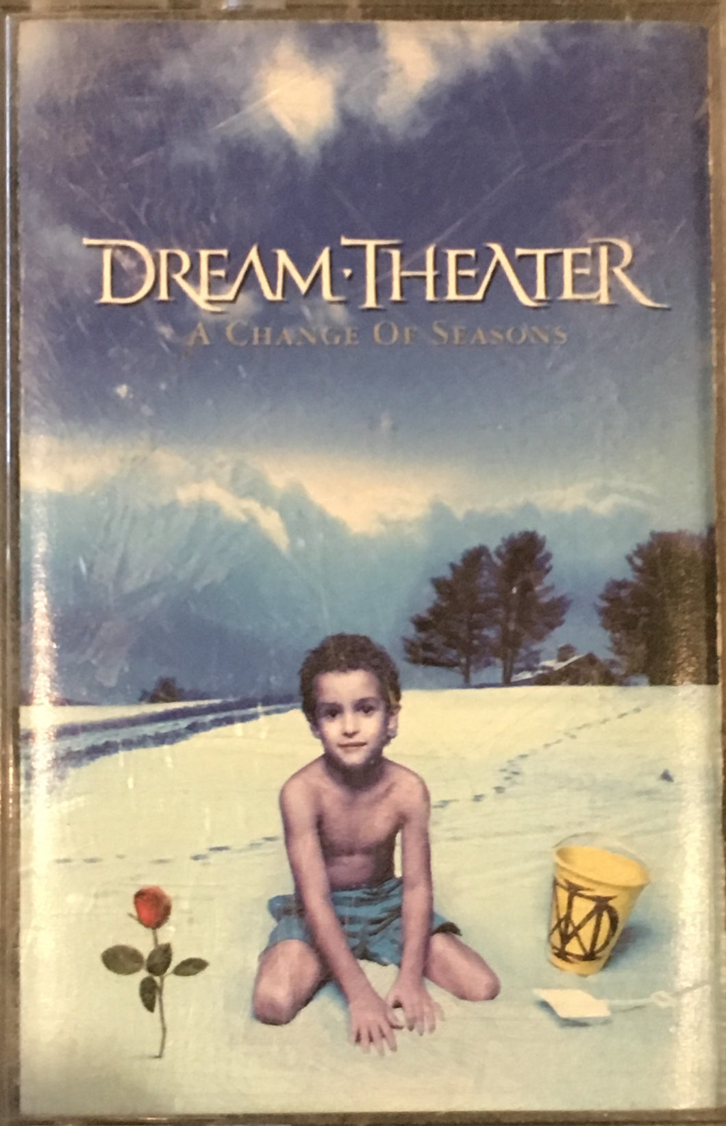 Dream Theater A Change Of Seasons Cassette