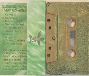 "Cold Mountain Child - Earth Wave Sway (""Sticker edition""; Diamond Wave Press) CASSETTE TAPE New/mint"