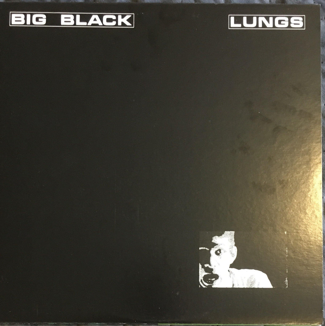 Big Black Lungs Reissue Vinyl VG+