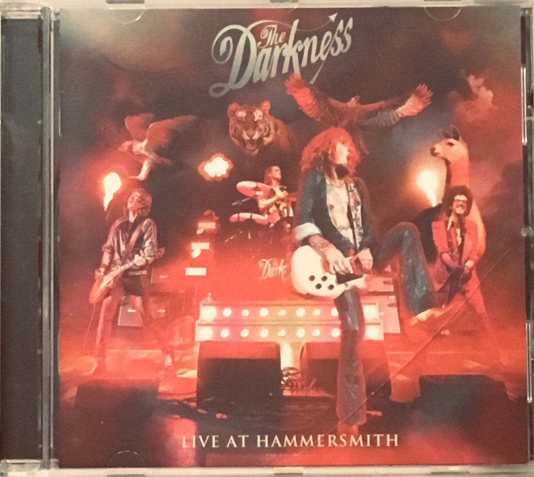 Darkness, The - Live At Hammersmith CD