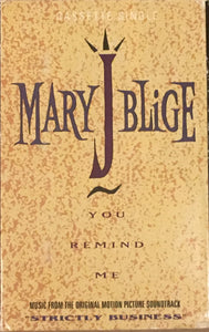 Mary J Blige - You Remind Me Cassingle