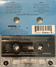 Load image into Gallery viewer, Crash Test Dummies - And God Shuffled His Feat CASSETTE TAPE VG+