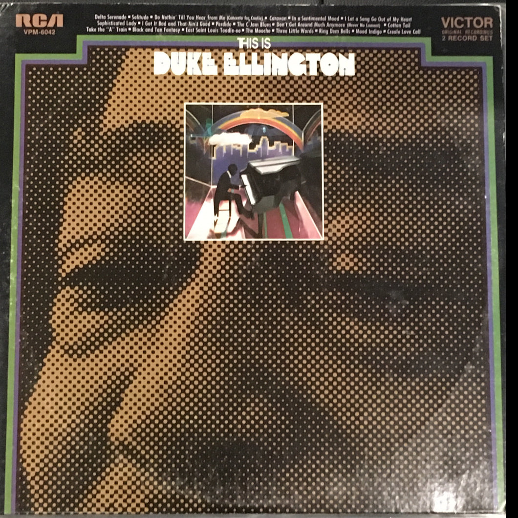 Duke Ellington This Is Duke Ellington vinyl G+++