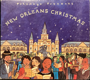 New Orleans Christmas CD