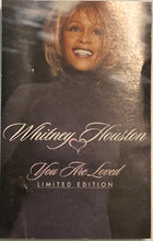 Load image into Gallery viewer, Whitney Houston - You Are Loved Cassette VG