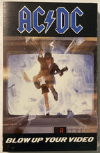 Load image into Gallery viewer, AC/DC - Blow Up Your Video Cassette VG