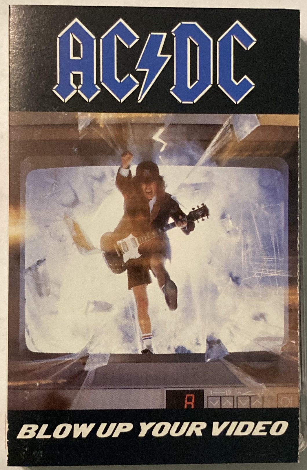 AC/DC - Blow Up Your Video Cassette VG
