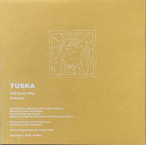 "Tuska - 7"" Record NM+"