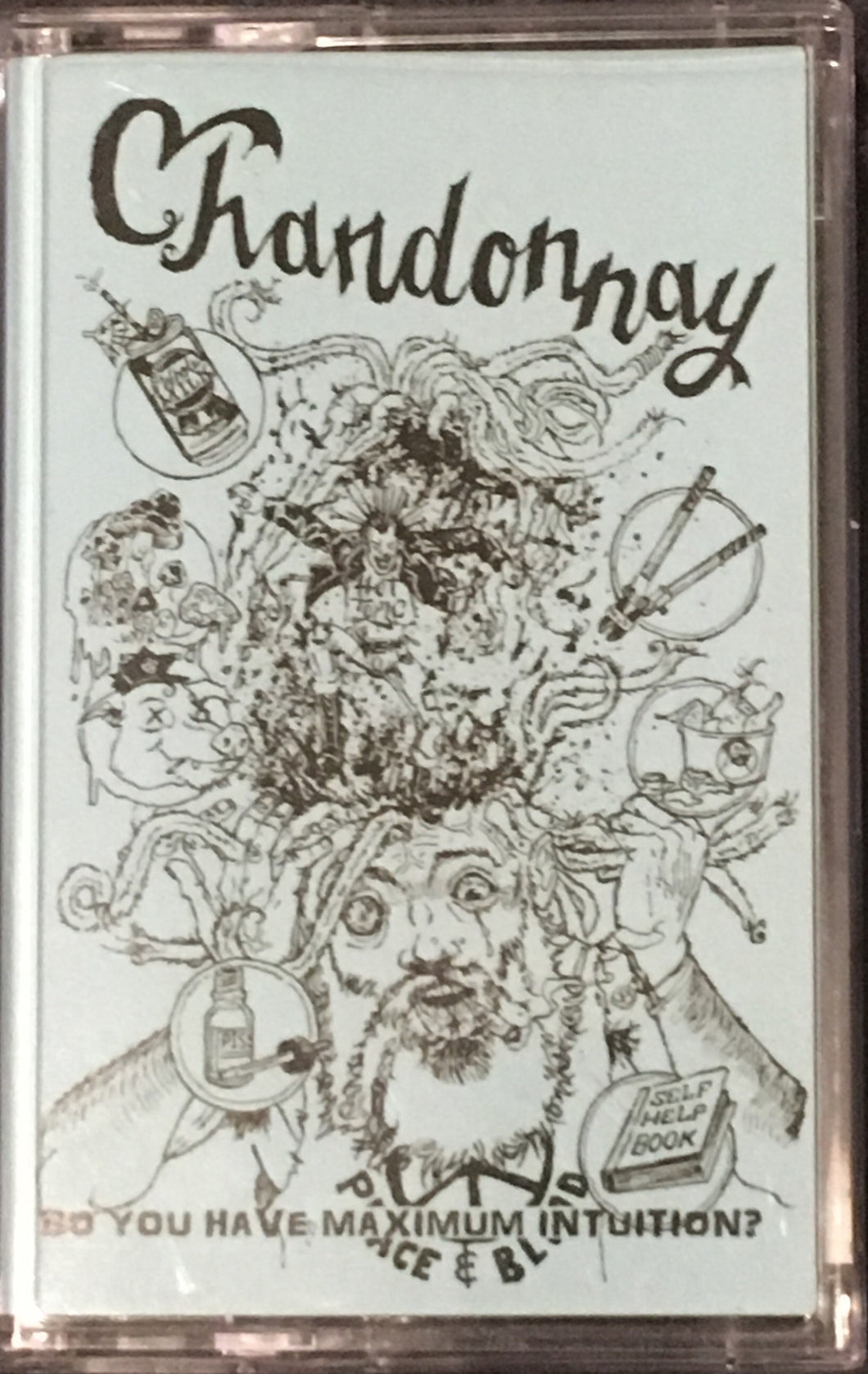 Chardonnay - 🔥Do You Have Maximum Intuition? (Tape Dad) Cassette NEW