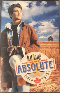 K.D. Lang and the Reclines Absolute Torch And Twang Cassette