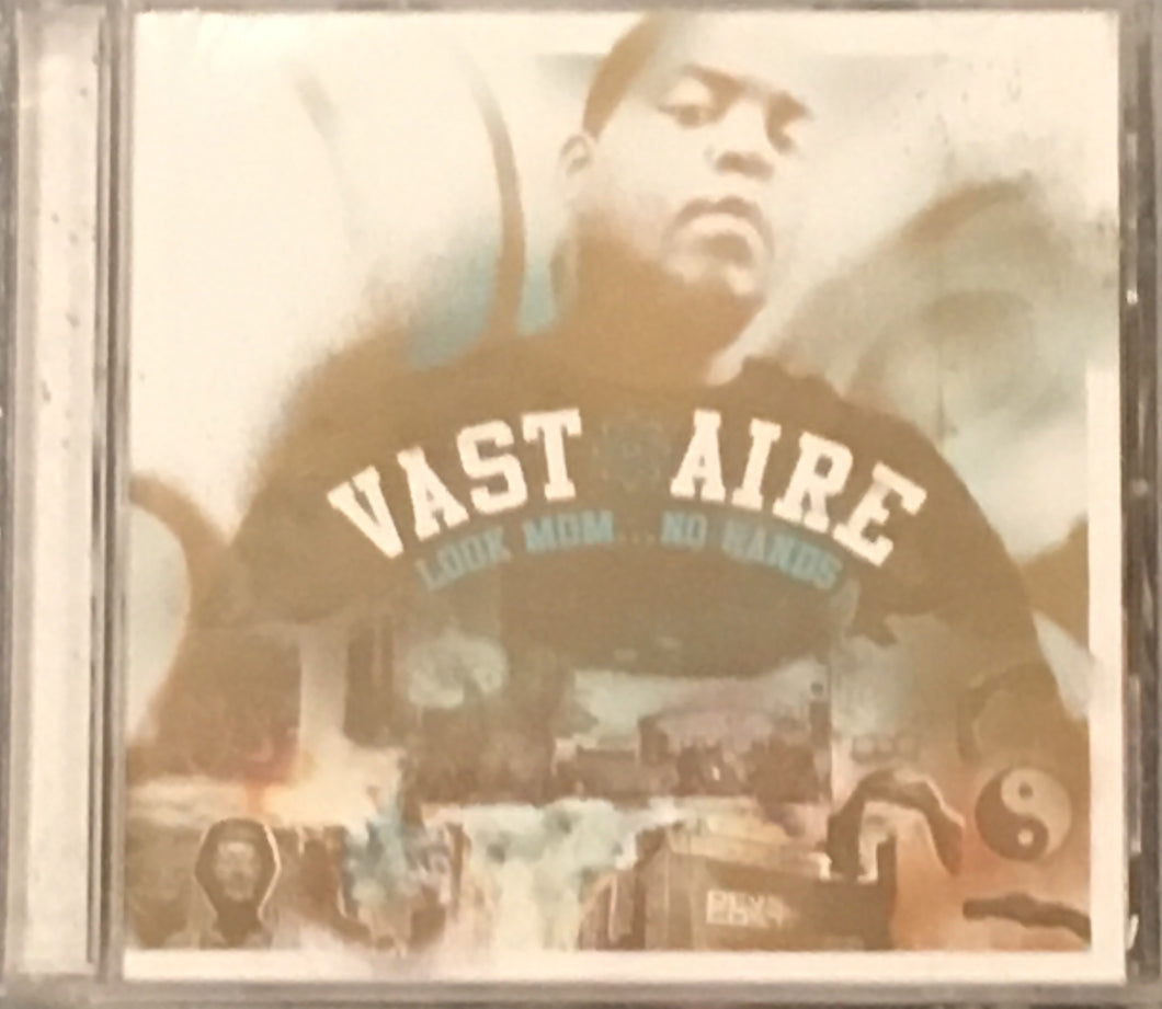 Vast Aire (Cannibal Ox) Look Mom No Hands CD