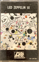 Load image into Gallery viewer, Led Zeppelin - III Cassette VG+