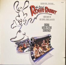 Load image into Gallery viewer, Alan Silverstri - Who Framed Roger Rabbit? Soundtrack Vinyl VG *see notes/photos