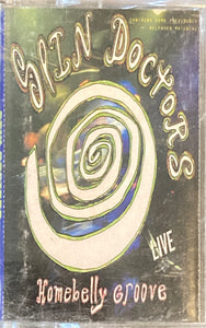 Spin Doctors - Homebelly Groove Live Cassette VG