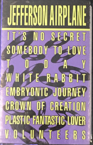 Jefferson Airplane White Rabbit And Other Hits Cassette