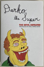 Load image into Gallery viewer, Darko The Super - The Devil Defeated (Already Dead Tapes)Cassette New/mint