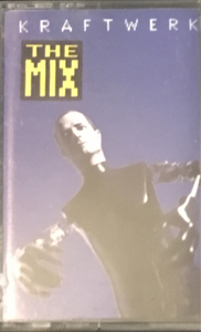 Kraftwerk The Mix Cassette VG+