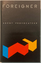 Load image into Gallery viewer, Foreigner - Agent Provocateur Cassette VG