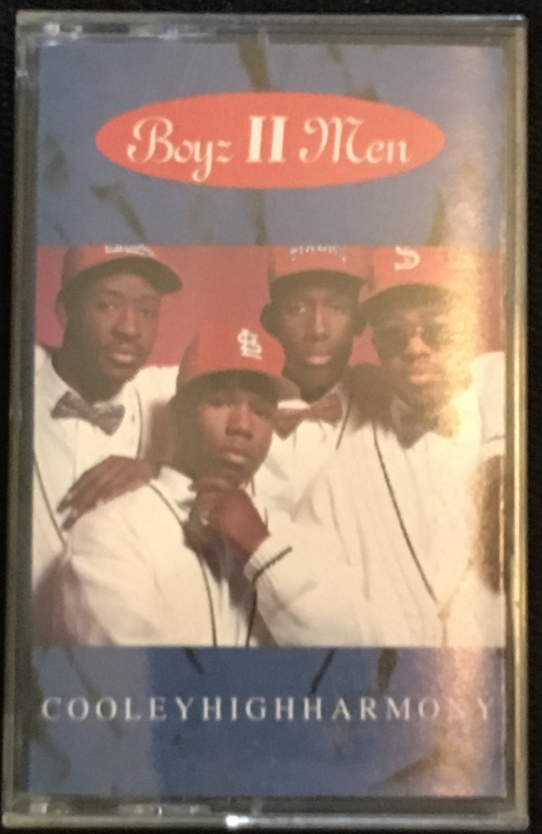 Boys II Men - Cooleyhighharmony  Cassette VG+