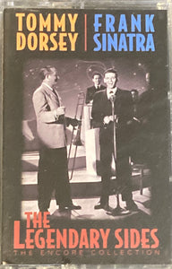 Legendary Series: Dorsey/Sinatra Cassette Sealed Mint