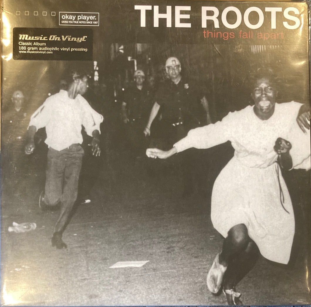 The Roots - Things Fall Apart (music on vinyl) Vinyl (never opened, never played, mint)