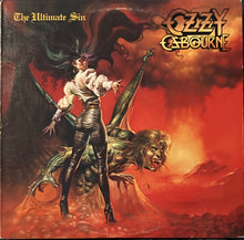 Load image into Gallery viewer, Ozzy - The Ultimate Sin Vinyl VG+