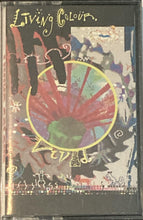 Load image into Gallery viewer, Living Colour - Vivid CASSETTE TAPE VG+