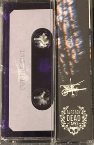 Manure Movers Of America - Cut The Shit (Already Dead Tapes) Cassette New/mint