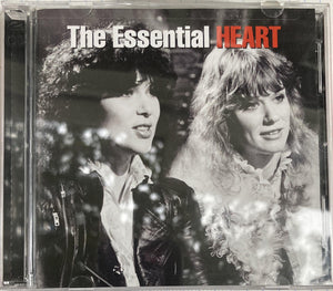 Heart - The Essential 2x CD - 3rdfloortapes.com