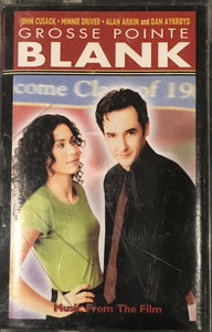 Grosse Pointe Blank Cassette Soundtrack