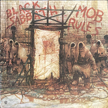 Load image into Gallery viewer, Black Sabbath - The Mob Rules Vinyl VG