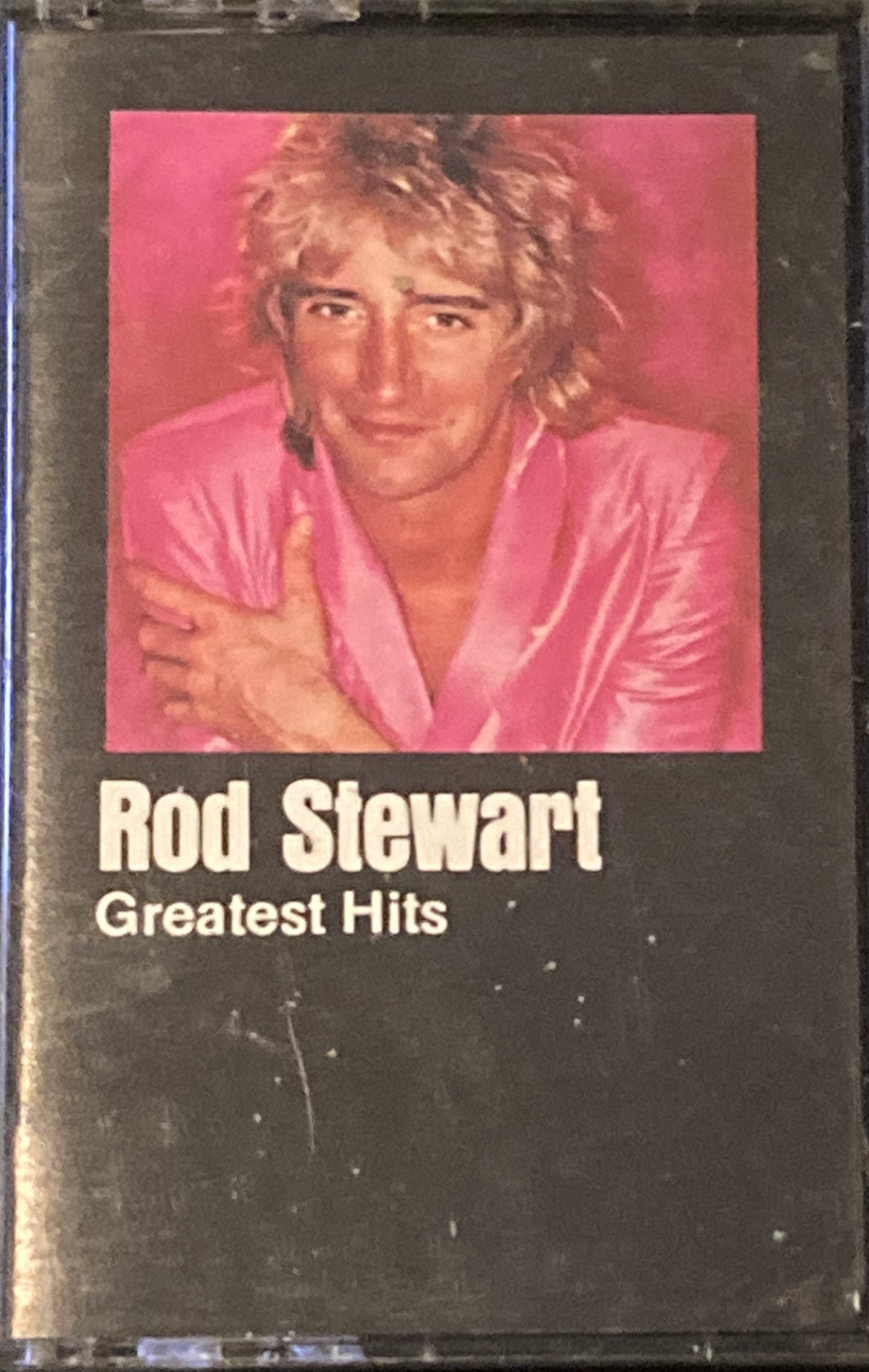 Rod Stewart - Greatest Hits Cassette VG