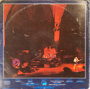 Emerson Lake And Palmer - Welcome Back My Friends To The Show That Never Ends Vinyl Fair/Good