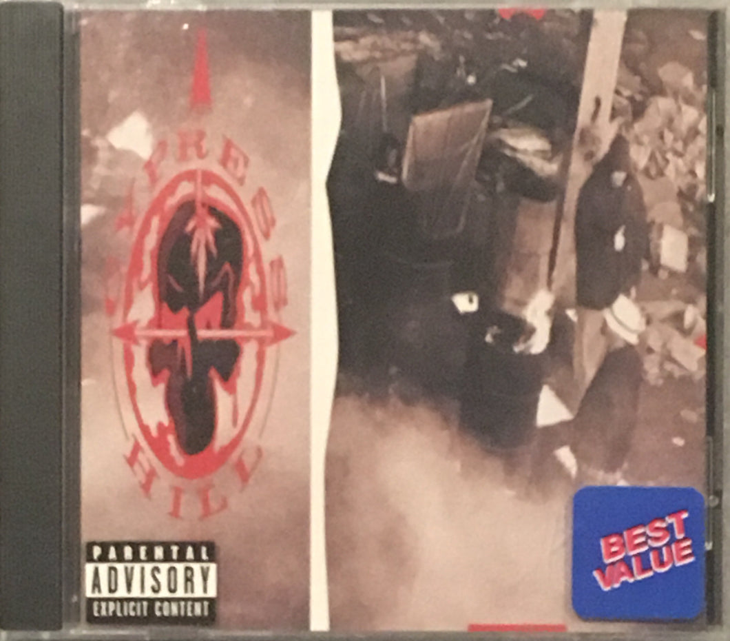 Cypress Hill s/t CD