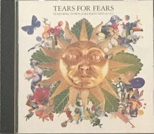 Tears For Fears Tears Roll Down Greatest Hits CD