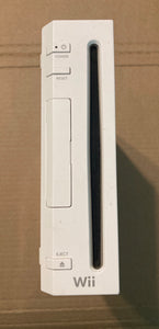 Nintendo Wii With Homebrew Jailbreak, SD Card, Controller