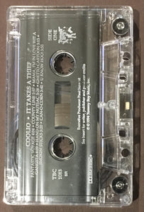 Coolio - It Takes A Thief Cassette *No J Card