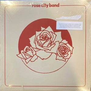 Rose City Band - s/t (Ltd sold out Red) Vinyl Mint/sealed