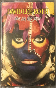 David Lee Roth (Steve Vai)- Eat 'em And Smile Cassette VG+
