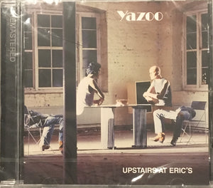 Yazoo / Yaz Upstairs At Eric's CD New Sealed