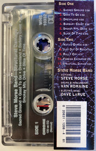 Steve Morse Band - Structural Damage Cassette VG