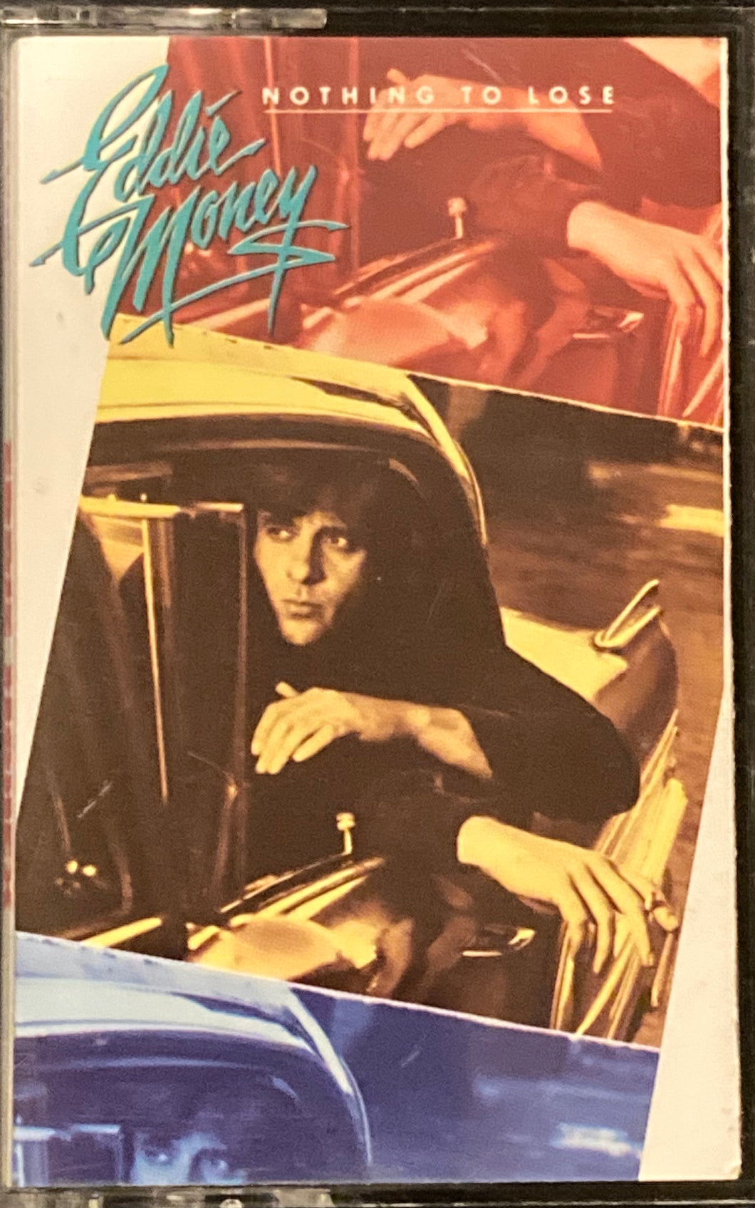 Eddie Money - Nothing To Lose Cassette VG+